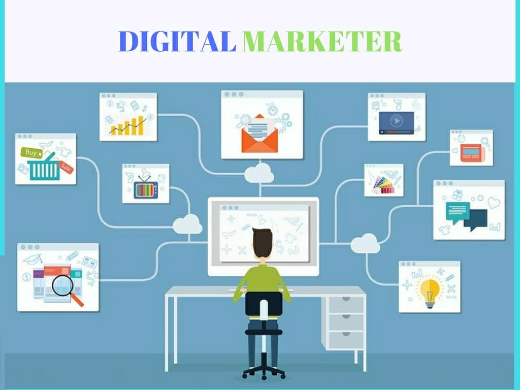 Digital marketing topics