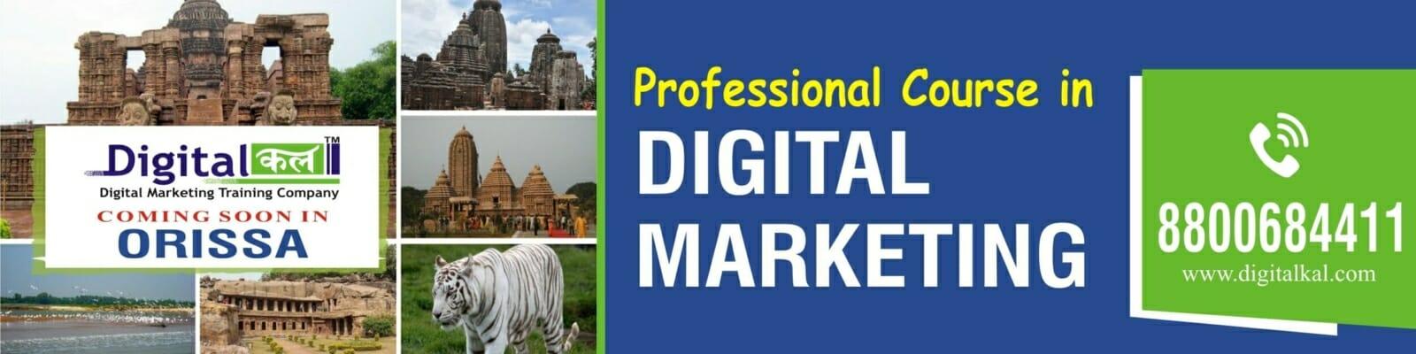 Digital Marketing Course in Odisha